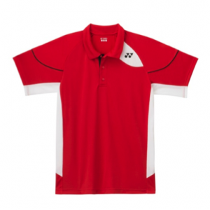 Yonex Badminton Polo Shirt M1452 Red