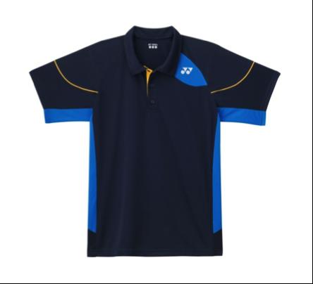 Yonex Badminton Polo Shirt M1453 Blue