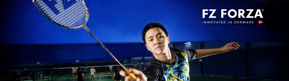 Forza Badminton Rackets