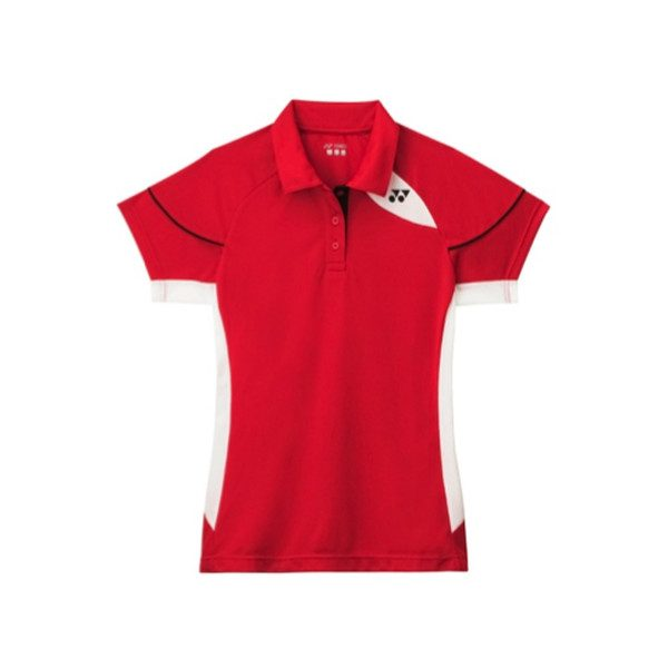 Yonex Ladies Polo Shirt L2452 Red