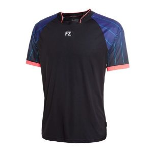 FZ Forza Lark Adult Tee Shirt Black