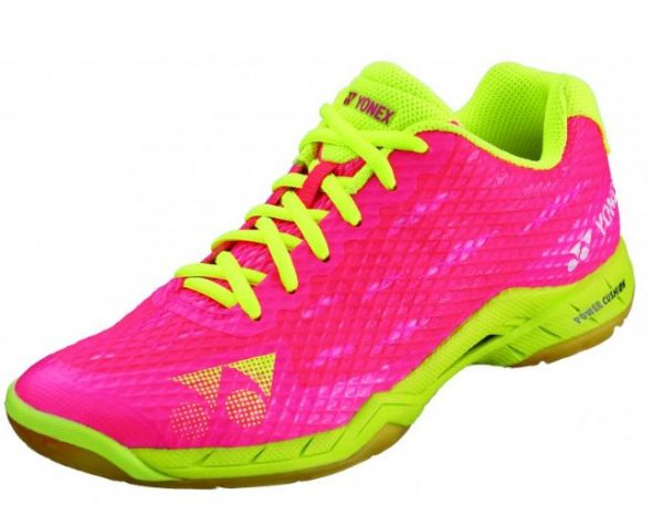Yonex Aerus Pink Ladies Badminton Shoes