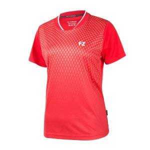 FZ Forza Satara Ladies Tee Shirt Red