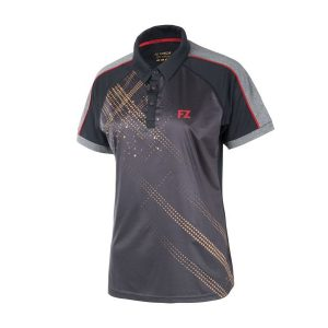 FZ Forza Summer Ladies Polo Black
