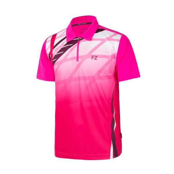 FZ Forza Gage Mens Polo Shirt Pink