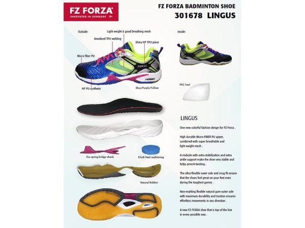 Lingus Unisex Shoe 2
