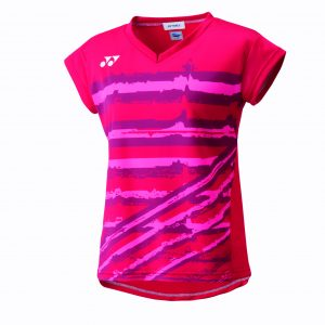 Yonex Ladies badminton Shirt 20349 Red