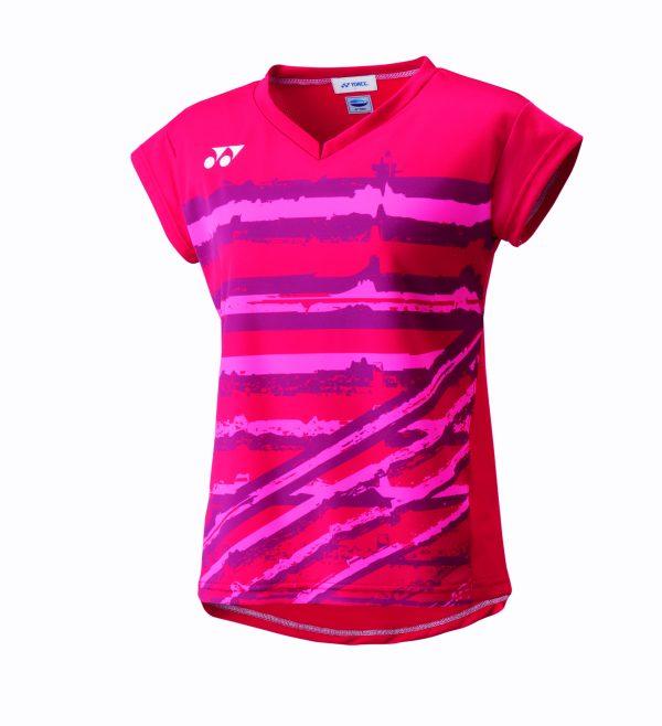 Yonex Ladies badminton Shirt 20349 Red