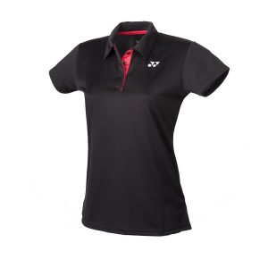 Yonex Ladies Polo Badminton Shirt YP2002 Black