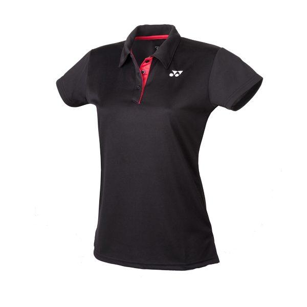 Yonex Ladies Polo Badminton Shirt YP2002 Black