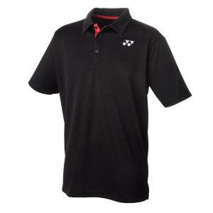 Yonex Polo Badminton Shirt YP1002 Black