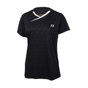 FZ Forza Blues Ladies Badminton Shirt Black