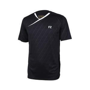FZ Forza Byron Badminton Shirt Black