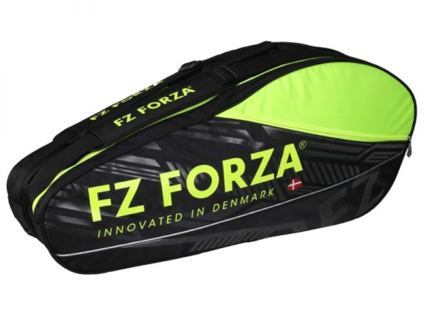FZ Forza Ghost 6 Racket Badminton Bag Lime
