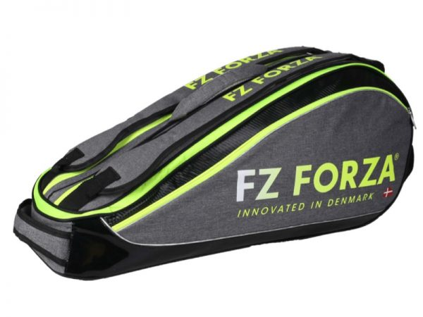 FZ Forza Harrison 6 Racket Badminton Bag Lime
