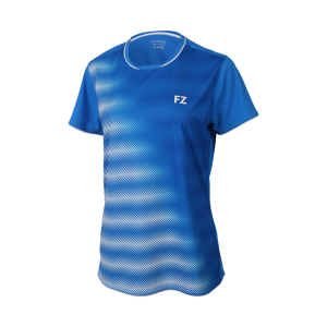 Forza Hulda Ladies Tee Electric Blue