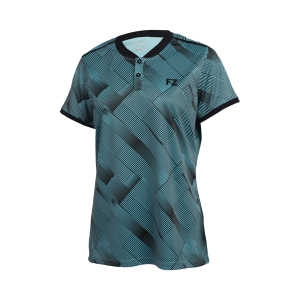 Forza Helene Ladies Tee Blue Fish