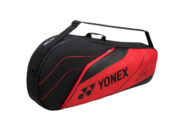 Yonex 3 Racket Badminton Bag 4923 Red