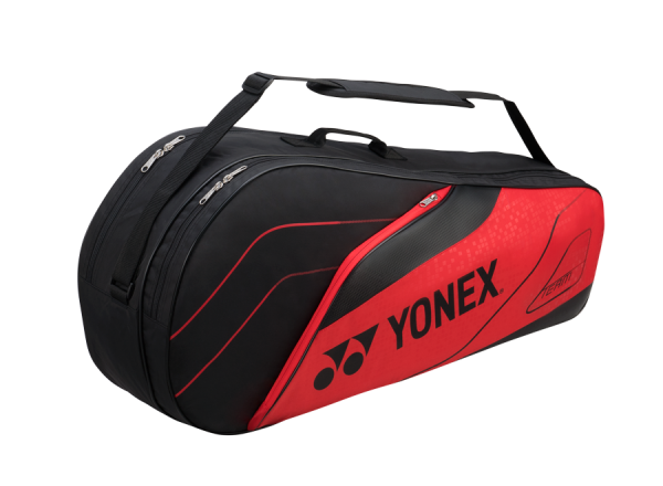 Yonex 6 Racket Badminton Bag 4926 Red