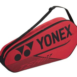 Yonex 3 Racket Bag 42023 Red